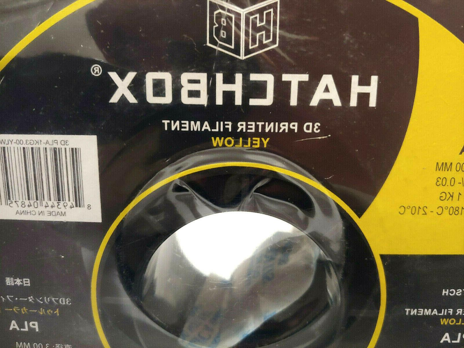 HATCHBOX PLA Filament,Dimensional