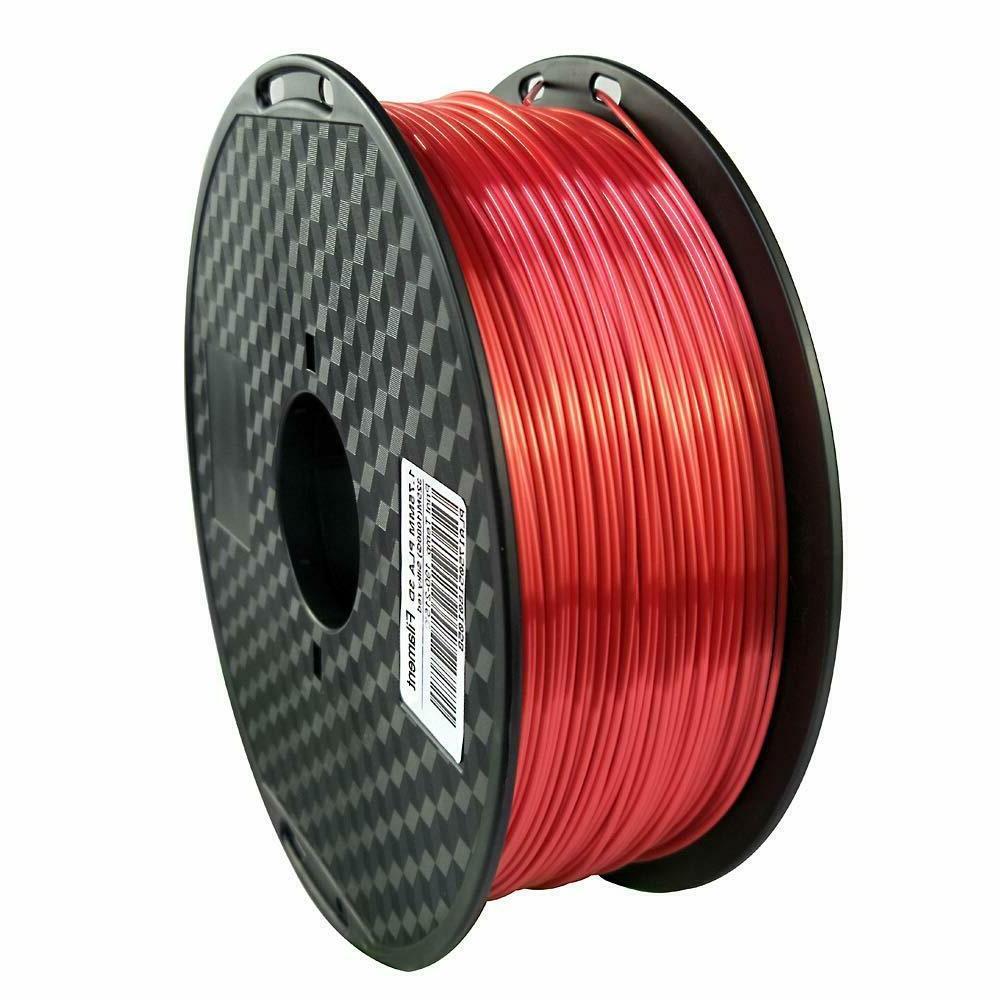PLA Filament 1.75mm Printer 2.2 LBS Spool Printing