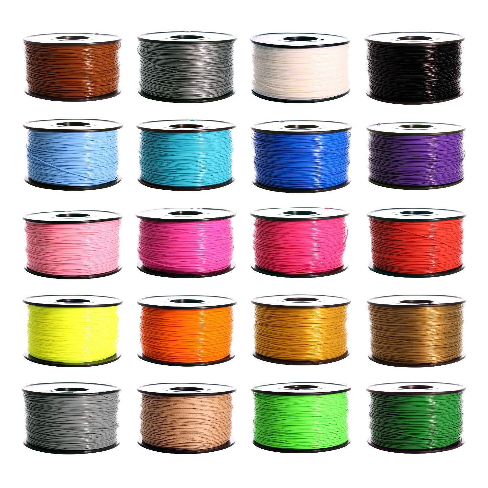 premium 3d printer filament 1kg 2 2lb