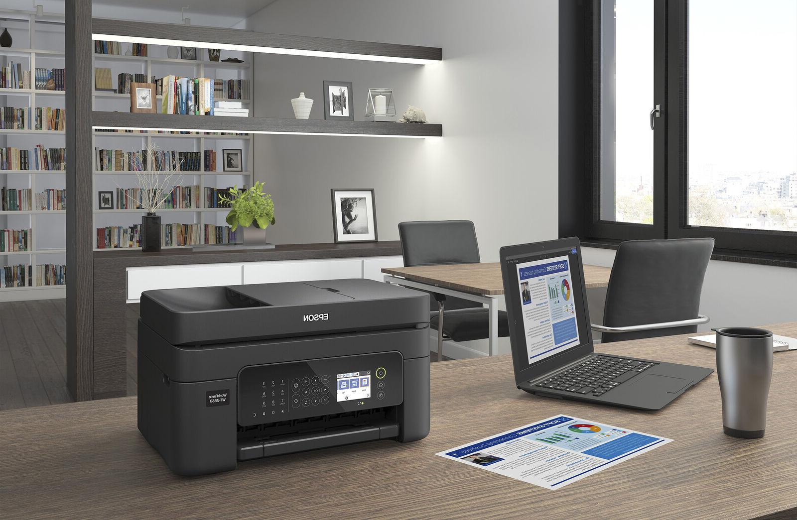 Epson Printer Scanner Copier All-In-One Office Home