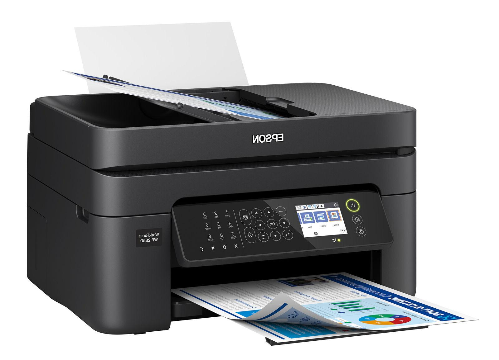 Epson Machine Scanner All-In-One Office