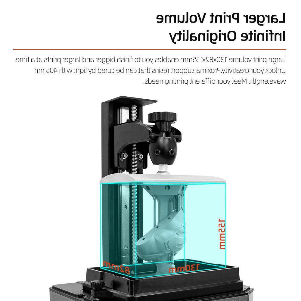 """Voxelab Proxima 6"""" Photocuring Precision"""