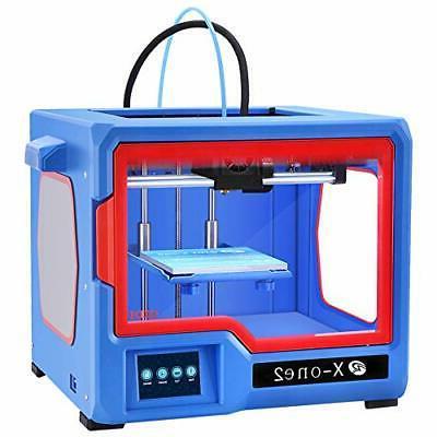 QIDI Technology X-one2 Single Extruder 3D Printer, Metal Fra