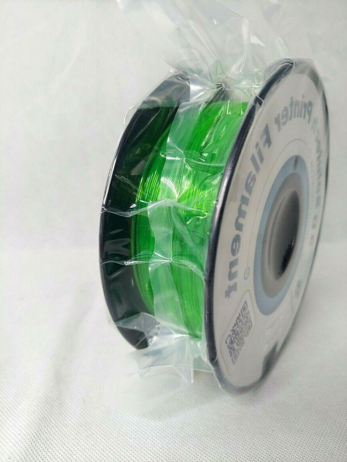 3D Solutech GREEN 1.75mm Printer 2.2
