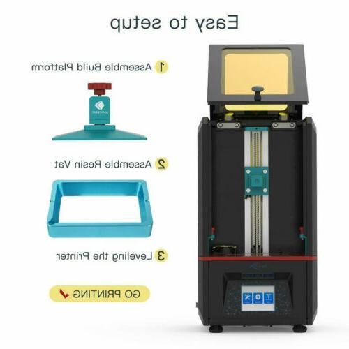 US Photon 3D Printer Resin 2K Off-line Print