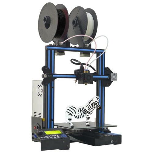 Geeetech A10M Dual Extruder Upgraded Open Source Version
