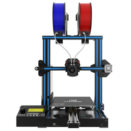 Geeetech Upgraded Mix-Color Printing Dual Extruder A10M 3D P