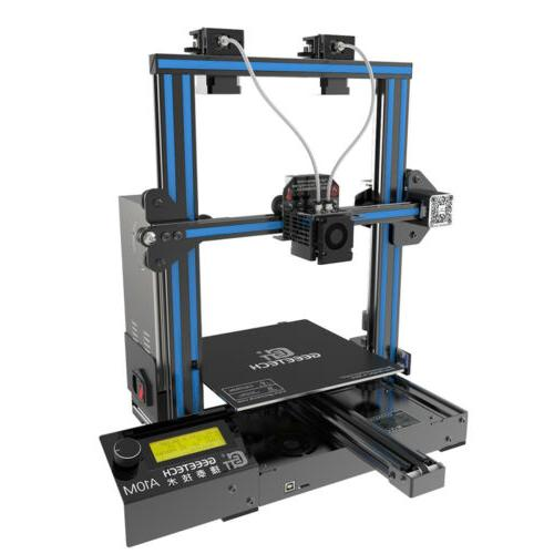 upgraded 3d printer a10m 2 in 1