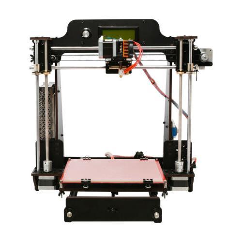 Geeetech Pro W DIY 3D Printer Precision Reprap Easy-assemble