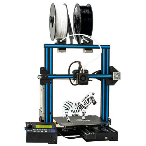 Available A10M 3D PrInter Geeetech  2 in 1 out Extruder with
