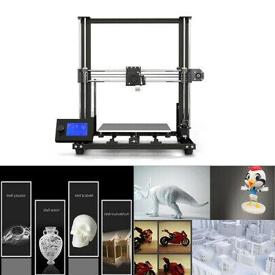 Anet Plus 3D Printer 300*300*350mm LCD Control
