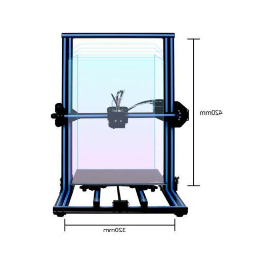 Geeetech A30 Smart 3D Opensource