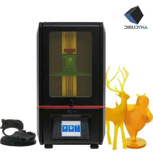 US ANYCUBIC UV Resin 3D Off Line Print HD
