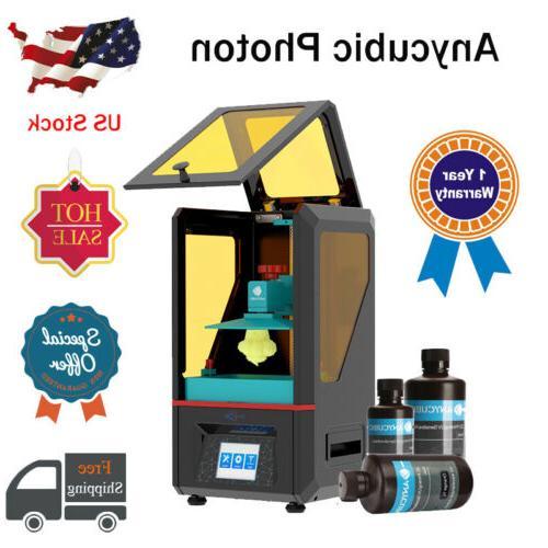 us photon lcd uv resin 3d printer