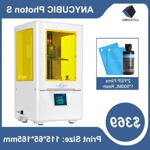 us photon s sla lcd 3d printer