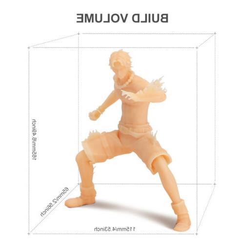 US Photon SLA LCD UV Light-Cure Dual Z-axis