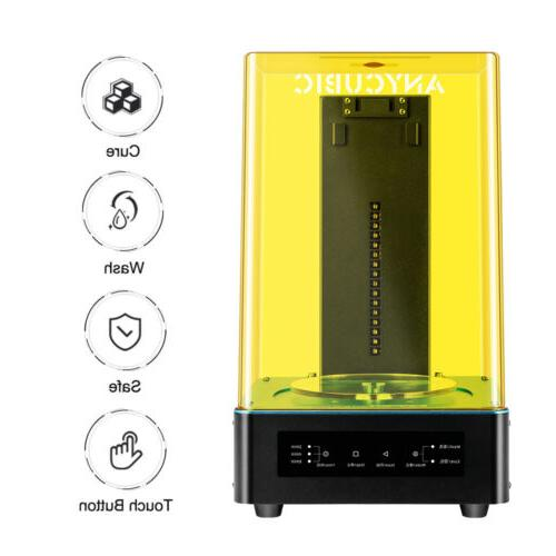 ANYCUBIC and Cure Machine Mars LCD 3D / UV Resin