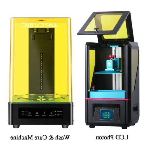 wash and cure machine for mars lcd