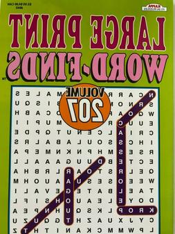 Large Print Word Find Puzzles for Seniors Volume 238 Easy to
