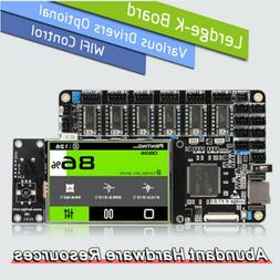 LERDGE-K 3D Printer Controller Board with 3.5″ Touch scree