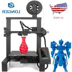 "Longer LK2 3D Printer DIY Kit with 2.8"" Touch Screen 220x220"