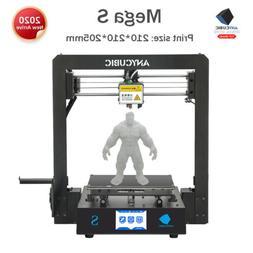 ANYCUBIC Mega-S FDM 3D Printer DIY Kit Metal Frame Ultrabase
