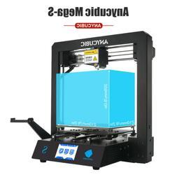 US Anycubic Mega S 3D Printer Full Metal Large Print Size Ki