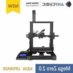 ANYCUBIC MEGA Zero 3D Printer Large Print Size 220*220*250mm