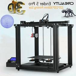 NEW Creality 3D Ender 5 Pro 3D Printer DIY Kit 220*220*300mm
