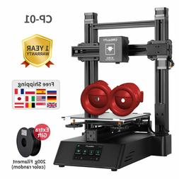 Newest 3D printer CP-01 Laser Engraving CNC Cutting Function