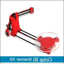 Open Source DIY Laser 3D Scanner for For Ciclop Printer 3D p