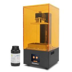 Longer Orange 10 3D Printer *NEW* Fast Slicing UV Light Curi