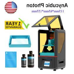 ANYCUBIC Photon 3D Printer UV LED SLA /LCD Assembled Smart S