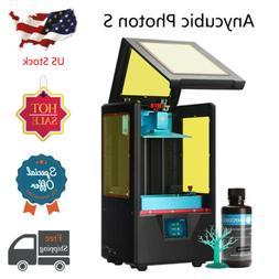 ANYCUBIC PHOTON-S 3D Printer Modular Design LCD 405nm UV Lig