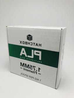 HATCHBOX PLA 3D Printer Filament, Dimensional Accuracy +/- 0