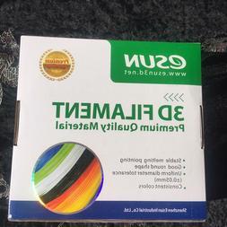 2 X eSUN ABS GRAY Filament 1.75mm 3D Printer 1kg/2.2lb Spool