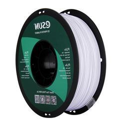 eSUN PLA PRO  - Cool White - 1.75mm 3D Printer Filament 1KG/