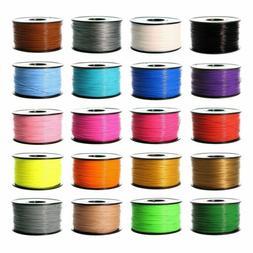 Premium 3D Printer Filament ABS PLA 1.75mm 1kg/ 2.2lb Roll S