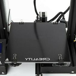 Creality 3D Printer Platform Heated Bed Build Surface Temper