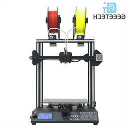 Quick Assembly A20M 3D Printer Dual Extruder Mix-Color Geeet