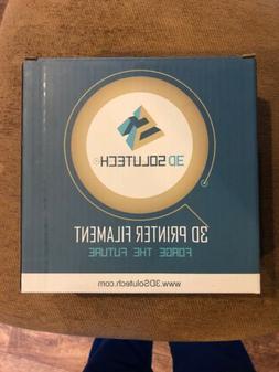 3D Solutech Real Black 3D Printer PLA Filament 1.75MM New Se