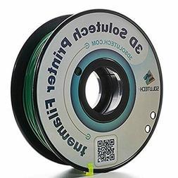 3D Solutech Real Green 3D Printer Pla Filament 1.75Mm Filame