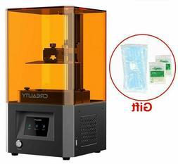 Resin 3D Printer Kit Manual Automatic Air Filtering System P