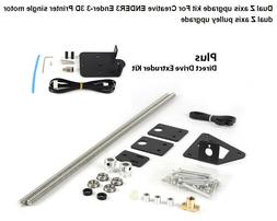 Save!! FYSETC Dual Z Axis Upgrade Kit For ENDER 3 Plus Direc