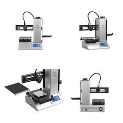 Monoprice Select Mini Pro 3D Printer - Aluminum With  Auto L
