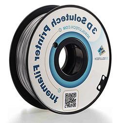 3D Solutech Silver Metal 3D Printer PLA Filament 1.75MM Fila