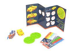 3Doodler Start Vehicle DoodleBlock Kit