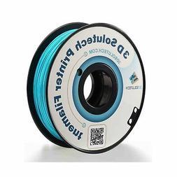 3D Solutech Teal Blue 3D Printer PLA Filament 1.75MM Filamen