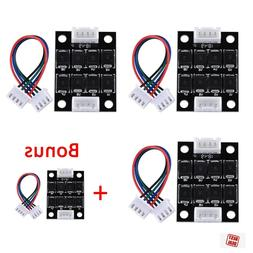 TL Smoother For 3D Printer Stepper Motor Drivers 4Pcs