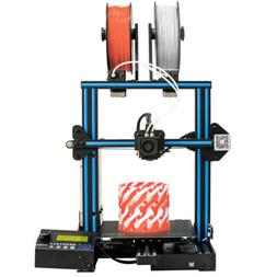 Geeetech 3D PrInter A10M Dual Extruder Mix Color Auto-leveli